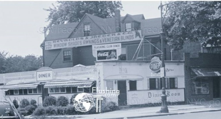 A History Of The Diners And Coffee Shops Of Flushing