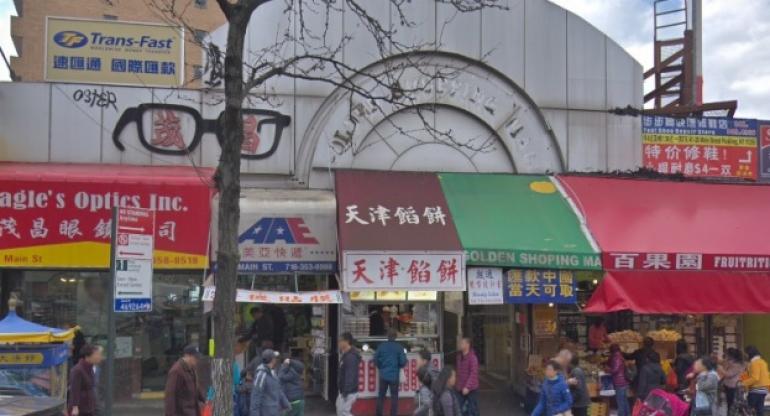 Flushing Golden Shopping Mall Cierra Por Renovaciones