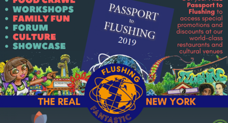The 2019 Second Annual Flushing Worlds Fair Expo Kicks Off